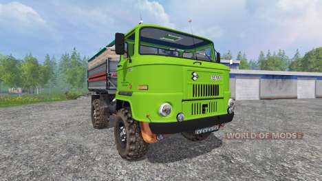 IFA L60 [pack] für Farming Simulator 2015