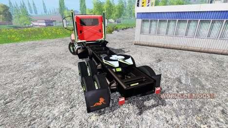 Caterpillar CT660 für Farming Simulator 2015
