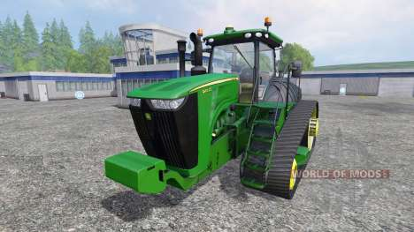 John Deere 9560RT v2.5 pour Farming Simulator 2015