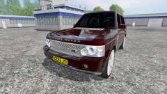 Range Rover Supercharged 4WD