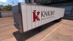 Knight Trailer pour American Truck Simulator