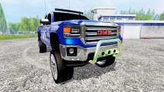 GMC Sierra 1500 2014 [lifted]