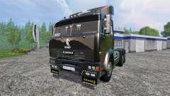 KamAZ-54115 v2.0