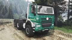 Tatra Phoenix T 158 [25.12.15] für Spin Tires