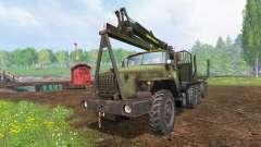 Ural-4320 [Förster] v1.1 für Farming Simulator 2015