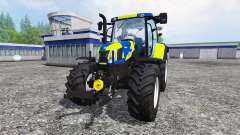 New Holland T6.160 Police