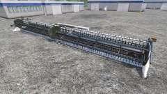 New Holland Super Flex Draper 45FT [white] für Farming Simulator 2015