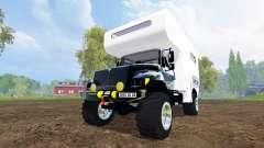 Camper für Farming Simulator 2015