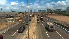 Augmentation de la densité de trafic pour American Truck Simulator