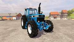 Ford 8630 4WD v5.0 für Farming Simulator 2013