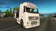 Volvo FH16 460 pour Euro Truck Simulator 2