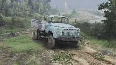 GAZ-52 4x4 [08.11.15] für Spin Tires