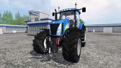 New Holland TG 285 [pack]