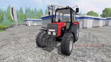 MTZ-Weißrußland 820.4 für Farming Simulator 2015