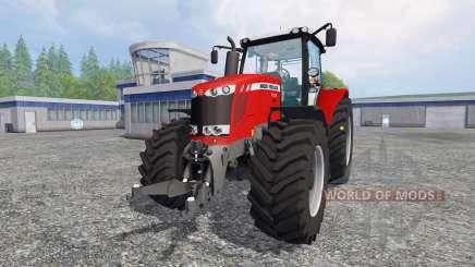 Massey Ferguson 7722 pour Farming Simulator 2015