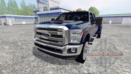 Ford F-350 Super Duty v2.0 pour Farming Simulator 2015