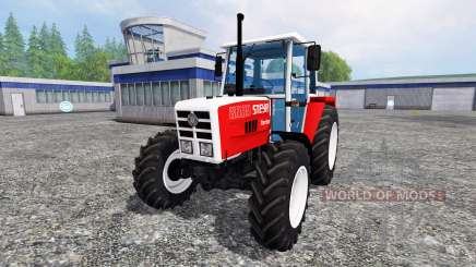 Steyr 8090A Turbo SK2 v1.0 pour Farming Simulator 2015