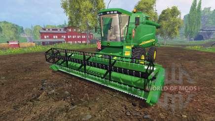 John Deere 9640 WTS für Farming Simulator 2015