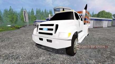 Ford F-650 [stakebed] für Farming Simulator 2015
