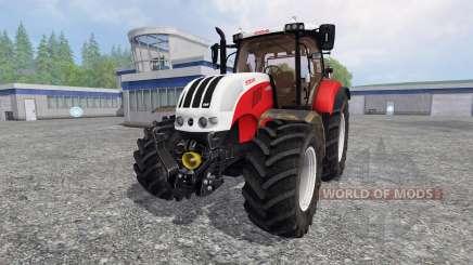 Steyr CVT 6230 v3.0 pour Farming Simulator 2015