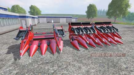 Case IH 2106 and Case IH 2112 pour Farming Simulator 2015