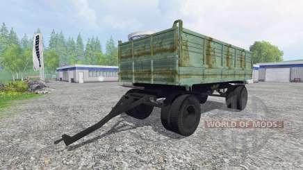 NEFAZ-8560 pour Farming Simulator 2015