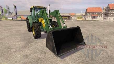 Buhrer 6135A FL pour Farming Simulator 2013