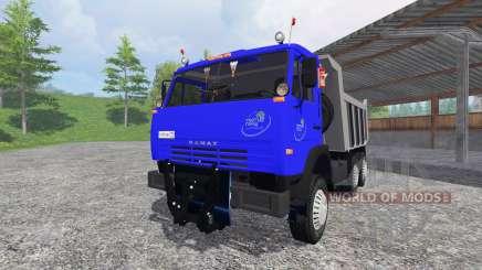 KamAZ-65115 v2.0 für Farming Simulator 2015
