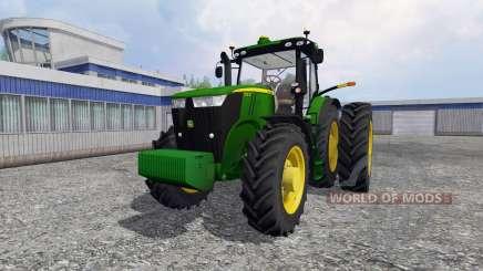John Deere 7310R [USA] v1.5 pour Farming Simulator 2015