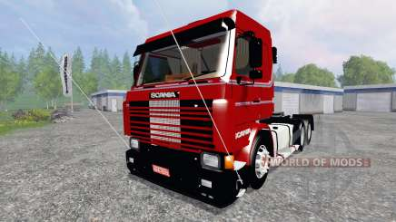 Scania 143 Frontal pour Farming Simulator 2015