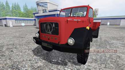 Magirus-Deutz 200D26L v1.0 pour Farming Simulator 2015