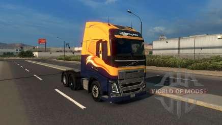 Volvo FH16 2012 für American Truck Simulator