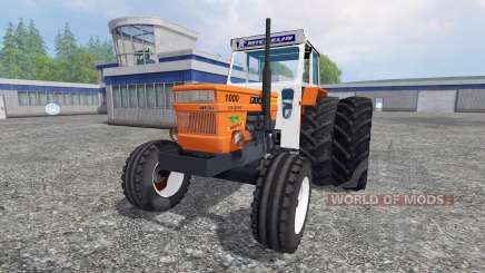 Fiat 1000 super v1.2 für Farming Simulator 2015