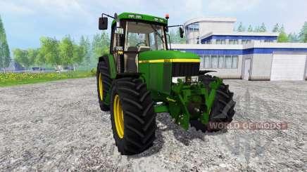 John Deere 6810 v2.0 pour Farming Simulator 2015