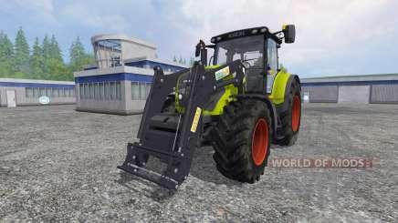 CLAAS Axion 830 FL pour Farming Simulator 2015
