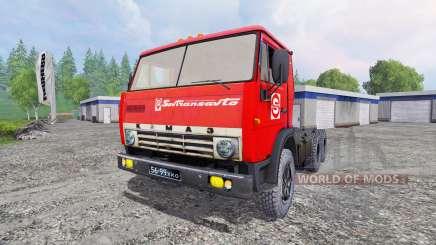 KamAZ-5410 [nord-ouest de l'Alliance de concepteurs-9517] pour Farming Simulator 2015