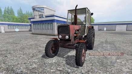 UMZ-6KM für Farming Simulator 2015