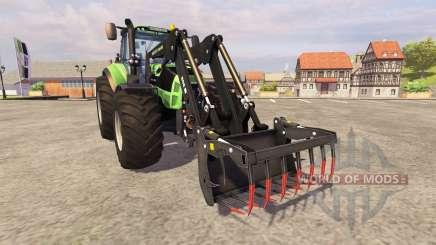 Deutz-Fahr Agrotron 7250 TTV FL für Farming Simulator 2013