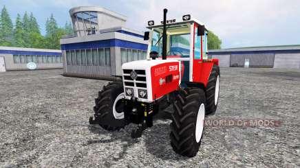 Steyr 8090A Turbo SK1 v1.0 pour Farming Simulator 2015