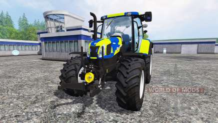 New Holland T6.160 Police für Farming Simulator 2015