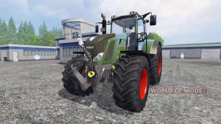Fendt 828 Vario [new] für Farming Simulator 2015