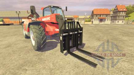 Manitou MLT 735 pour Farming Simulator 2013