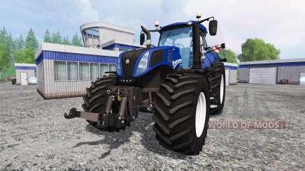 New Holland T8.420 [blue power] für Farming Simulator 2015