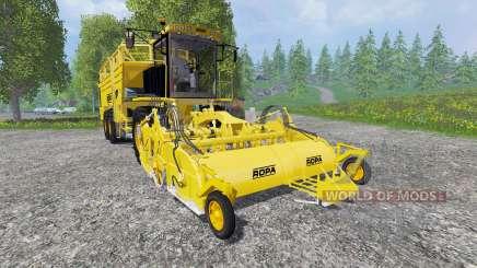 ROPA euro-Tiger V8-3 XL v1.2 für Farming Simulator 2015