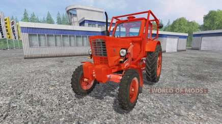 MTZ-50 v2.1 für Farming Simulator 2015