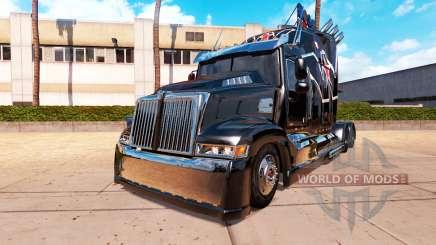 Wester Star 5700 [Optimus Prime] für American Truck Simulator