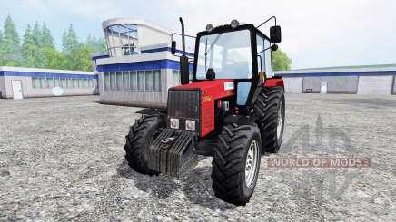 MTZ 820.4 belarussische v1.0 für Farming Simulator 2015
