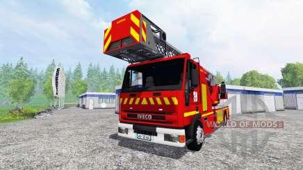 Iveco EuroCargo Camiva für Farming Simulator 2015