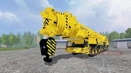 Liebherr LTM 11200 9.1 [Caterpillar] v2.0 für Farming Simulator 2015