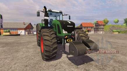Fendt 933 Vario [pack] für Farming Simulator 2013
